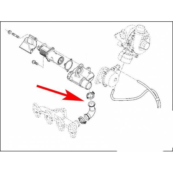 plaque suppression vanne egr renault 1 5dci