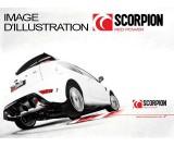 Collecteur Scorpion FORD Fiesta ST150